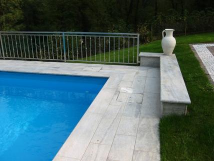 Pavimenti per esterno in granito la paltenghi
