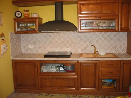 Cucine in granito la paltenghi - Rivestimento cucina muratura ...