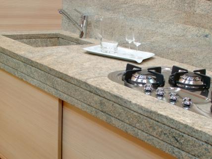 Cucine in granito la paltenghi - Piano cucina in granito ...